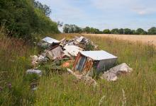 Fly Tipping  DM2169